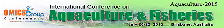 International Conference on Aquaculture & Fisheries
