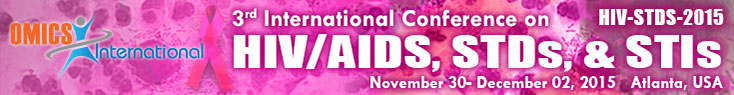 3rd International Conference on HIV/AIDS, STDs & STIs