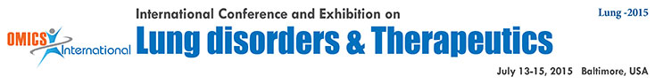 International Conference and Exhibition on Lung Disorders & Therapeutics