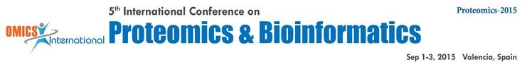 5<sup>th</sup> International Conference on Proteomics & Bioinformatics