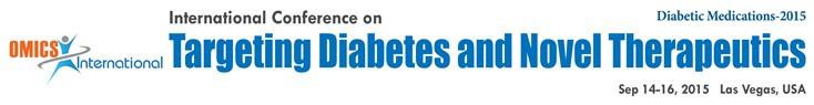 International Conference on Targeting Diabetes and Novel Therapeutics