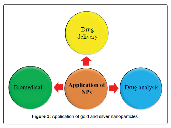 synthesis of gold nanoparticles and characterization We present a systematic study of the effect of size and shape on the spectral response of individual silver and gold nanoparticles when developing.