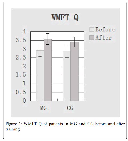 Neurorehabilitation-WMFT-Q-patients
