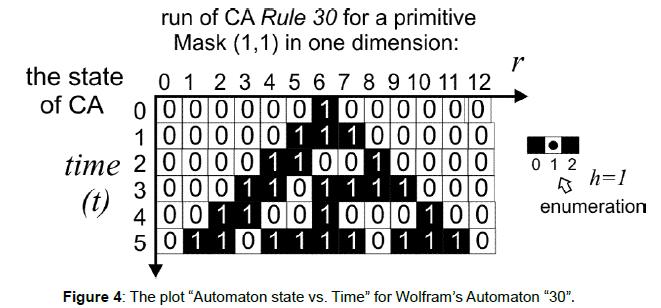 Physical-Mathematics-Automaton-state