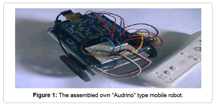Remote Control of Educational Mobile Mini-Robot via Wireless