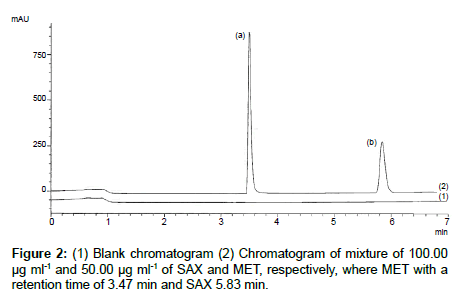 analytical-bioanalytical-techniques-Blank-chromatogram