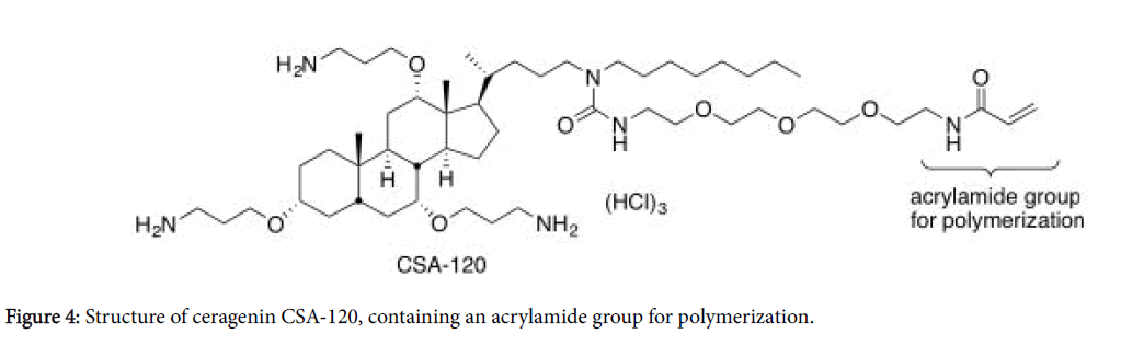 antimicrobial-agents-acrylamide-group-polymerization