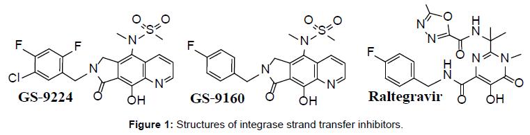 antivirals-antiretrovirals-structures-integrase