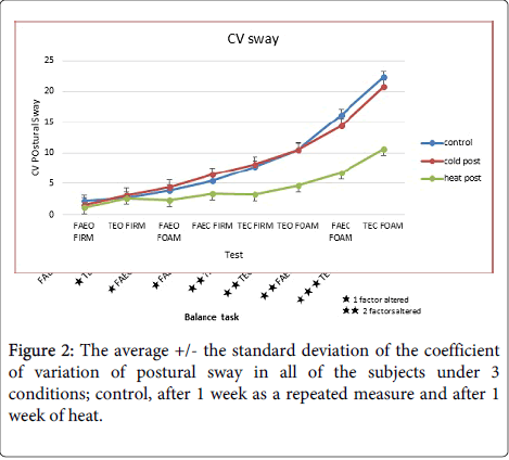 The Effect of Continuous Heat Wraps on Balance and Gait in the ...