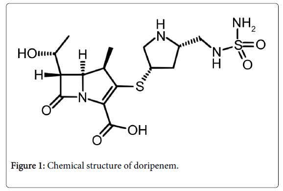 bacteriology-parasitology-structure-doripenem
