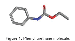 bioanalysis-biomedicine-phenyl-urethane-molecule