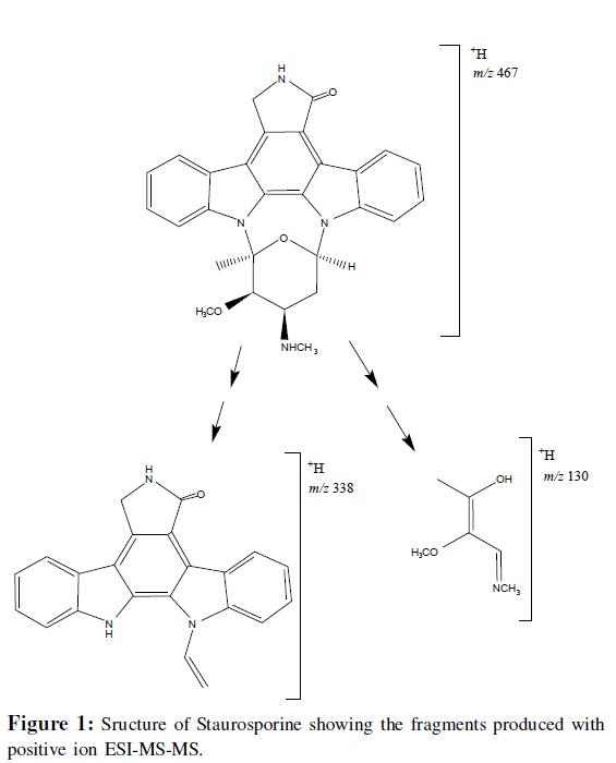 bioanalysis-biomedicine-sructure-staurosporine