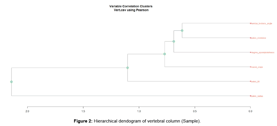 biomedical-data-mining-Hierarchical-dendogram-vertebral-column