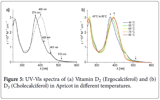 Measurement the Amount of Vitamin D<sub>2</sub