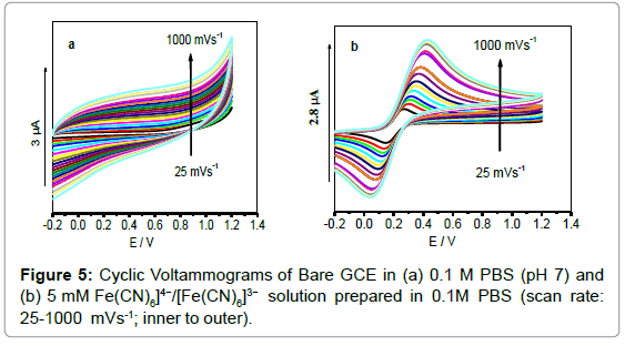 biosensors-bioelectronics-cyclic-voltammograms-bare-gce