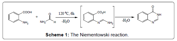 chemical-biology-therapeutics-Niementowski-reaction