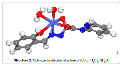 chemical-sciences-journal-Optimized-molecular-structure