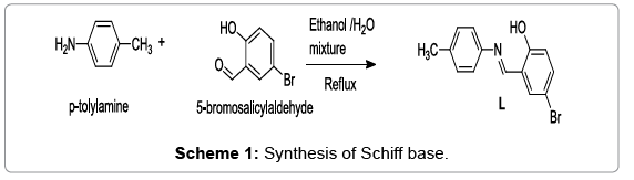 chemical-sciences-journal-Schiff-base