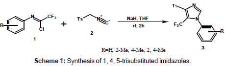chemical-sciences-journal-trisubstituted-imidazoles