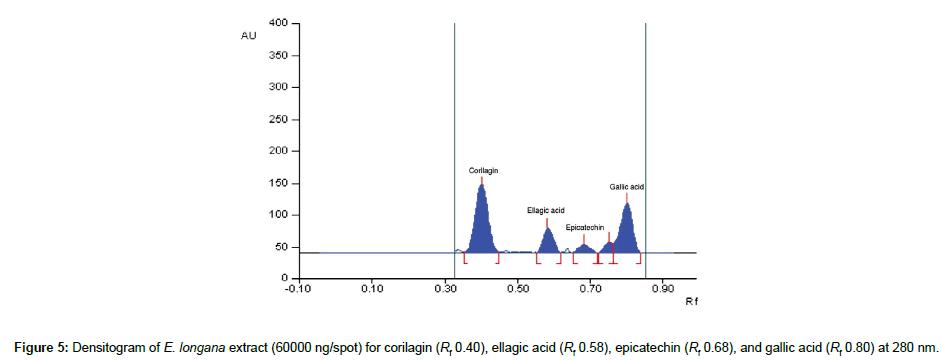 chromatography-separation-Densitogram