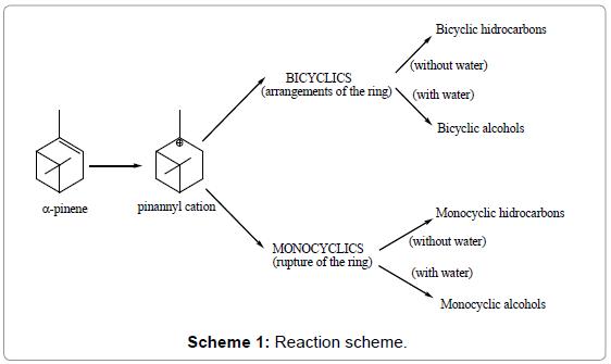 chromatography-separation-techniques-Reaction-schem
