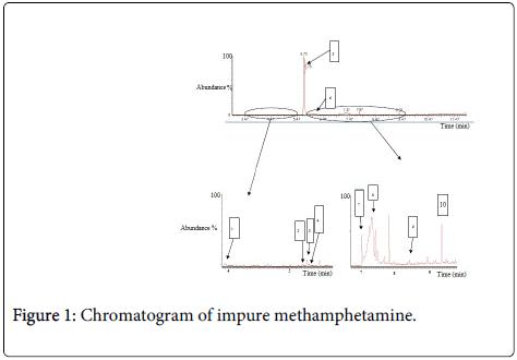 clinical-toxicology-Chromatogram