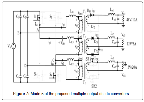 Closed Loop Control of Zero Voltage Switching DC-DC