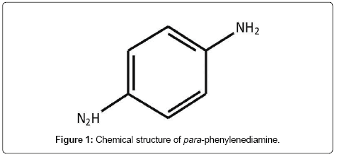 environmental-analytical-toxicology-Chemical-structure-para-phenylenediamine