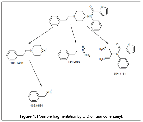 environmental-analytical-toxicology-Possible-fragmentation