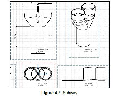 Analysis of Exhaust Manifold using Computational Fluid Dynamics