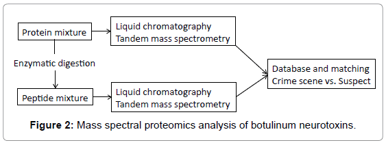 forensic-research-Mass-spectral-proteomics