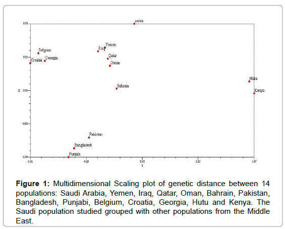 forensic-research-Scaling-plot-genetic-distance
