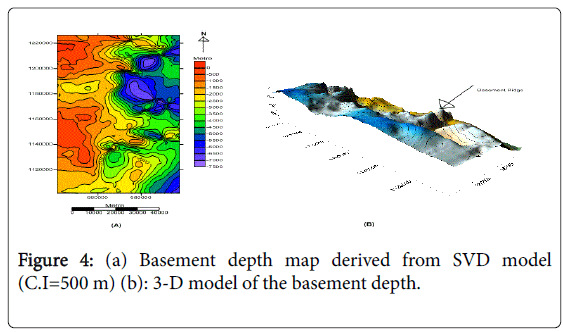 geology-geosciences-Basement-depth-map