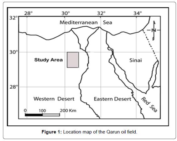 geology-geosciences-Qarun-oil-field