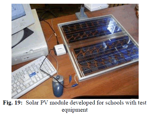 global-journal-technology-Solar-PV-module