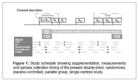 interdisciplinary-medicine-dental-science-Study-schedule-showing-supplementation