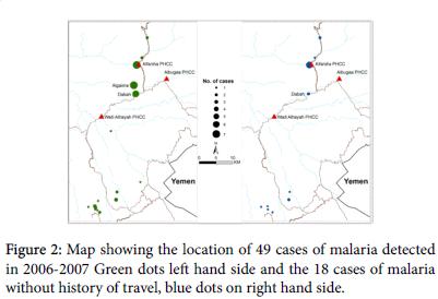 malaria-chemotherapy-control-blue-dots
