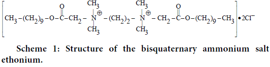 mass-spectrometry-purification-techniques-Structure-bisquaternary-ammonium