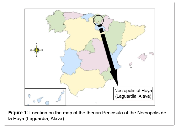material-sciences-map-Iberian-peninsula