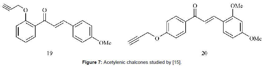 medicinal-chemistry-Acetylenic-chalcones-studied