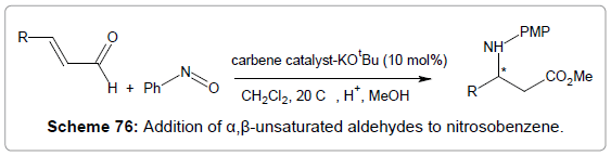medicinal-chemistry-Addition-unsaturated-aldehydes