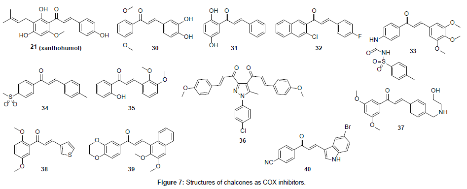 medicinal-chemistry-COX-inhibitors
