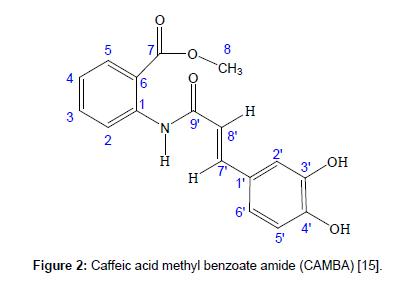 medicinal-chemistry-Caffeic-acid
