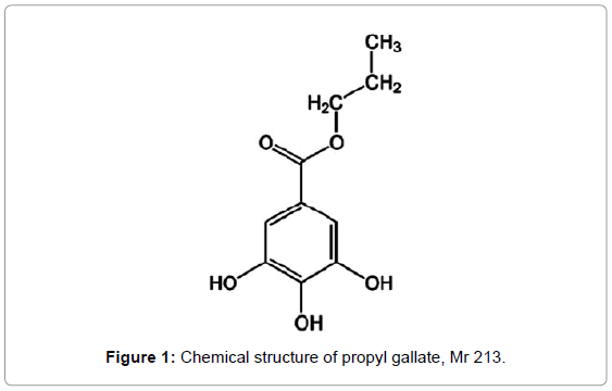 medicinal-chemistry-Chemical-propyl-gallate