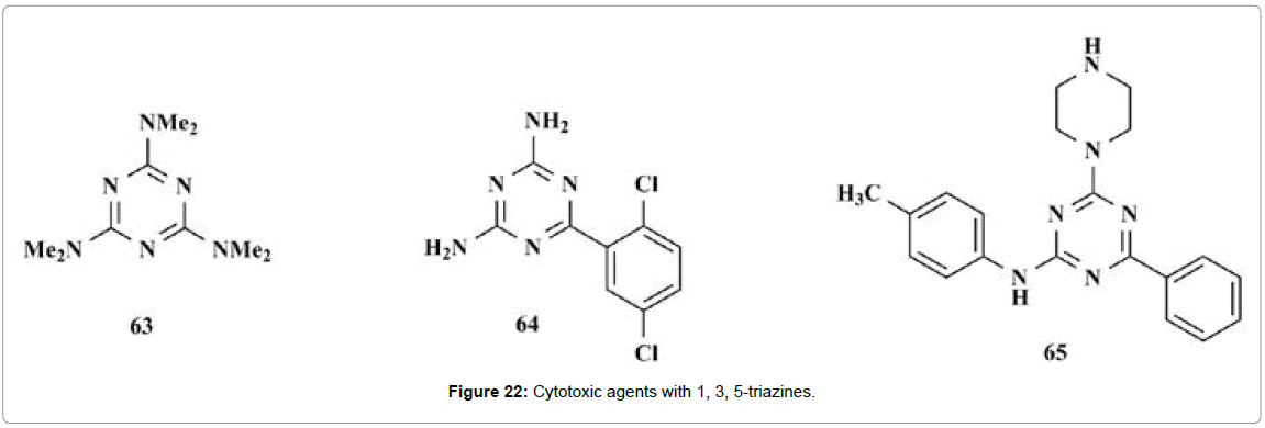 medicinal-chemistry-Cytotoxic-agents-triazines