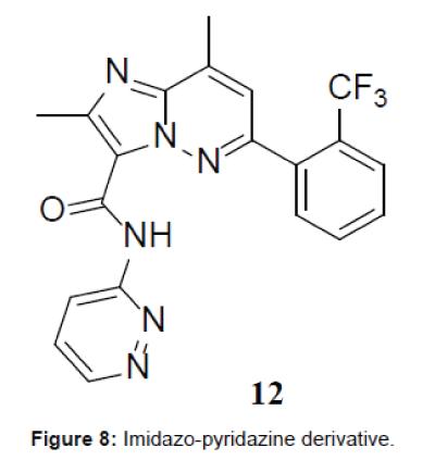 medicinal-chemistry-Imidazo-pyridazine