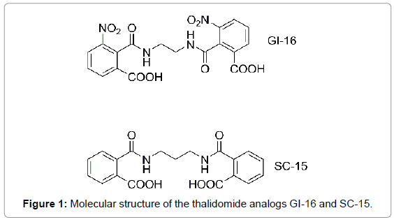 medicinal-chemistry-Molecular-structure-thalidomide