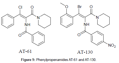medicinal-chemistry-Phenylpropenamides
