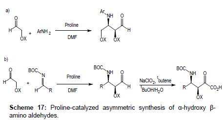 medicinal-chemistry-Proline-catalyzed