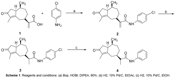medicinal-chemistry-Reagents-conditions-DIPEA